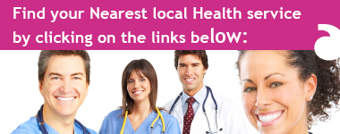 Find your nearest Medical place by clicking on the link below