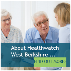 About Healthwatch