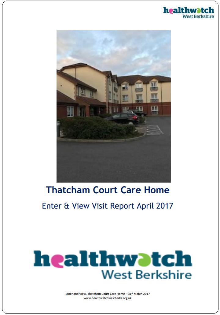 Thatcham Court Care Home