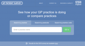 Find out how your gp surgery is doing
