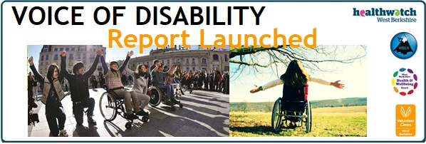 West Berkshire Voice of Disability Report