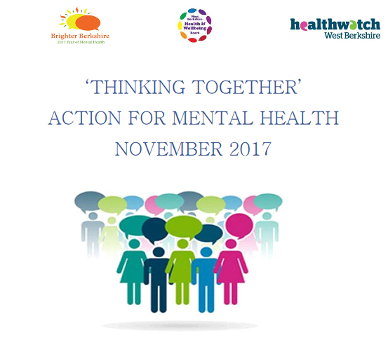 Thinking Together Action for mental health