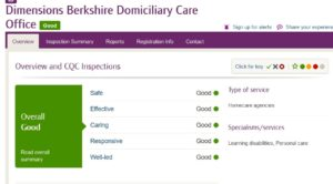 Dimensions Berkshire Domiciliary Care